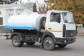 В Новошахтинске и Красном Сулине организован подвоз воды из-за чрезвычайной ситуации на водозаборе