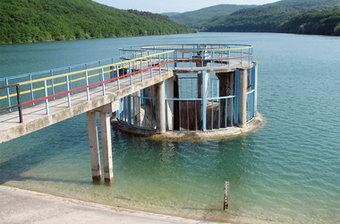 В Крыму потери воды снижены в диапазоне от 25% до 35%