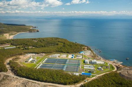 Для завершения строительства очистных сооружений Владивостока необходимы федеральные средства