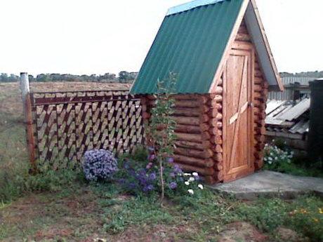 Сельским жителям построят современные туалеты за счёт экологических сборов