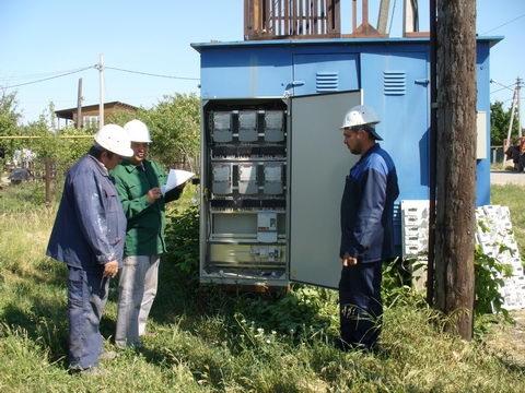 В АО «ЛГЭК» продолжают работу по сокращению потерь в электрических сетях