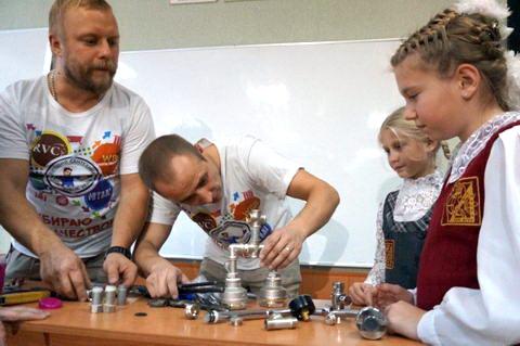 Рязанские сантехники готовятся к всероссийскому чемпионату профессионального мастерства