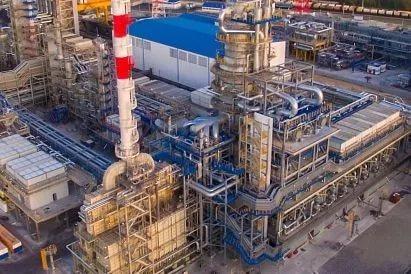 Антипинский НПЗ начал модернизацию цеха водоснабжения и водоотведения
