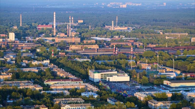 В Московской области компания