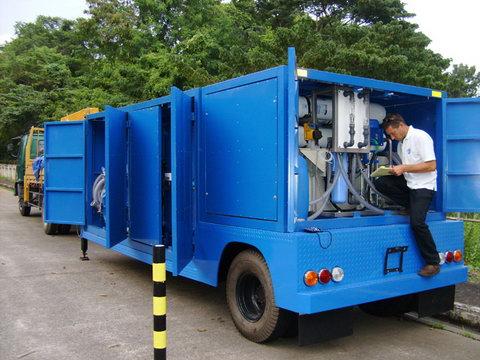 Объем мирового рынка портативных установок очистки воды приближается к 5 млрд. долларов