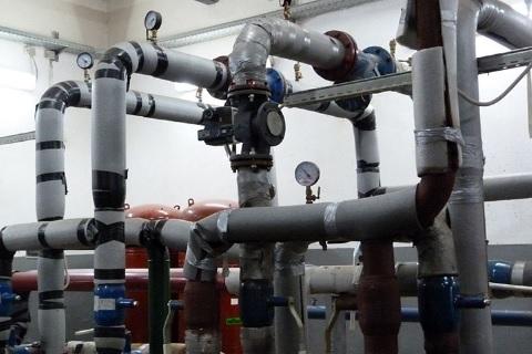 В ООО «Концессии теплоснабжения» разработали собственную установку для опрессовки сетей