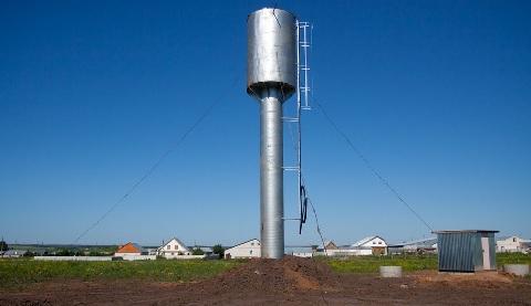 В селах Ростовской области установят 570 водонапорных башен