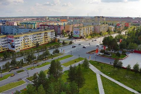 В городе Ноябрьске началось строительство водоочистных сооружений