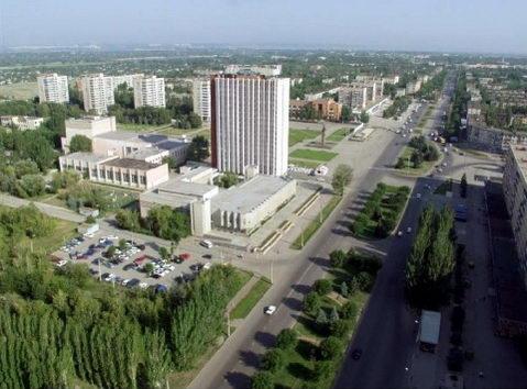 В городе Волжском построят очистные сооружения по федеральной программе «Волга 2017-2025»