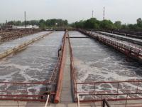 На Левобережных очистных сооружениях г. Воронежа тестируется установка обезвоживания осадка Flottweg