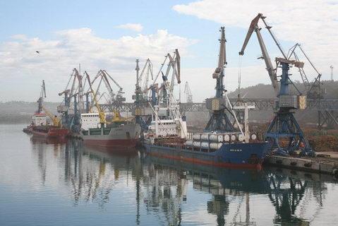 В дальневосточном порту Ванино построят водоотводные сооружения