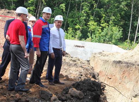 Депутаты Самарской губернской Думы проконтролировали реализацию мероприятий инвестиционной программы СКС