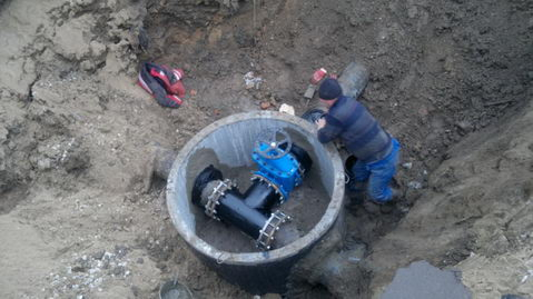 В Баксане (КБР) улучшили водоснабжение