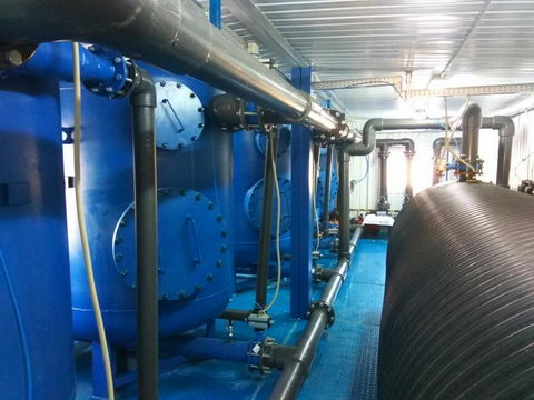 В подмосковном округе Серебряные Пруды установят новые станции обезжелезивания