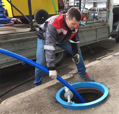Технология восстановления трубопроводов «Интеллектуальный рукав» представлена в Челябинске