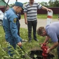 Омские сёла обеспечивают противопожарным водоснабжением