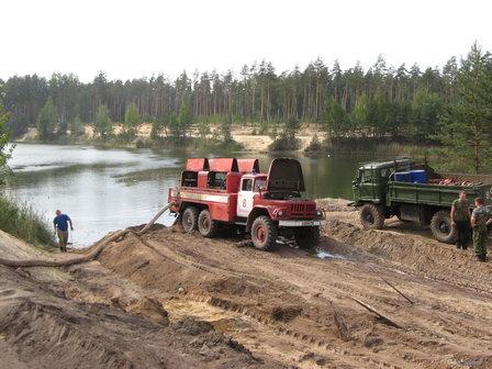 В Московской области с 2010 года обводнено свыше 74 тысяч гектаров торфяников