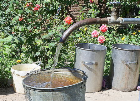 В Волгограде нормализуют напор в водопроводных сетях частного сектора