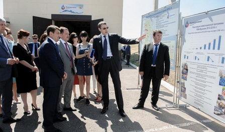 В Воронеже выполнение инвестионной программы позволило сократить аварийность на сетях водоснабжения на 45%