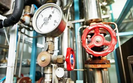 В Подмосковье гидравлические испытания теплосетей ведутся с опережением графика