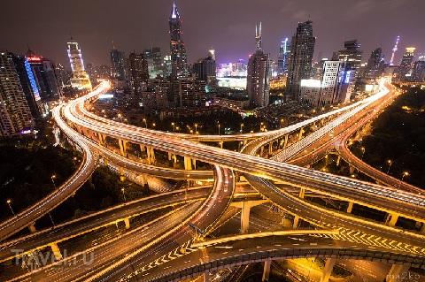 В Шанхае полностью обновляется водопроводная сеть