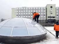 В Казани очистные сооружения канализации закроют защитными  куполами