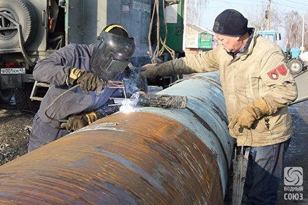 На профилактику сетей водоснабжения в Кургане выделена субсидия на 150 млн рублей