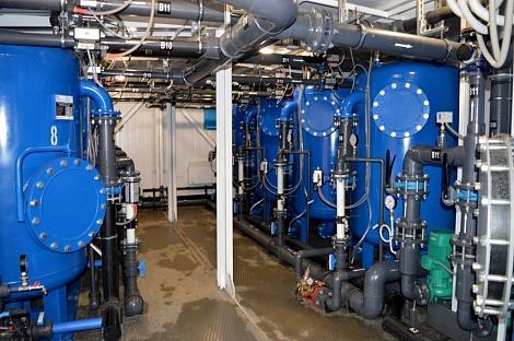 В Тюмени на водоочистных сооружениях в связи с жарой усиливают контроль качества