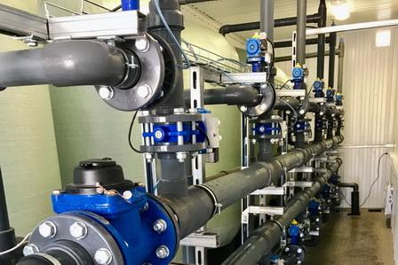В подмосковном Талдомском районе к концу года число обеспеченных чистой питьевой водой составит 92%