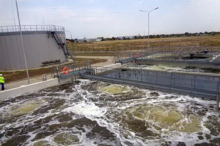 На заводе PepsiCo в Азове  заработал новый комплекс очистных сооружений