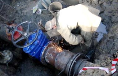 В Феодосии завершают строительство нового канализационного коллектора