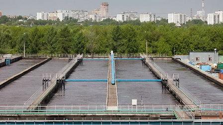 Контрольно-счетная палата проверяет строительство очистных сооружений канализации в городе Рузе