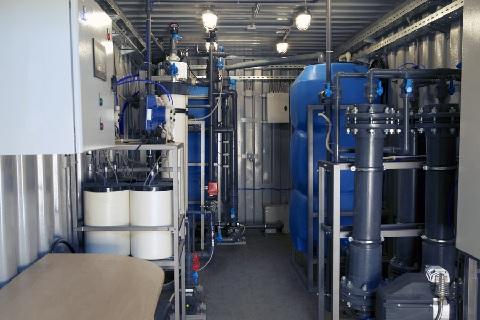 Водоочистные системы Нижневартовска переведут на технологии с безопасными реагентами