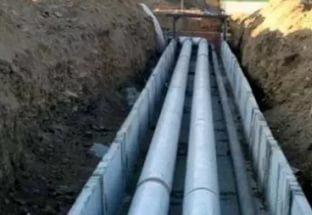 Нижегородский водоканал провёл капитальный ремонт водопровода методом «труба в трубу»