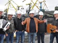 В Мурманском порту заработали новые  очистные сооружения