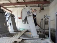 На Главной канализационной насосной станции Волгограда прошел пробный пуск нового оборудования