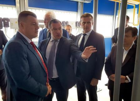 В Мичуринске завершается строительство котельной на привлечённые средства в  35,5 млн. рублей