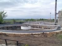В городе Данкове Липецкой области завершена реконструкция очистных сооружений канализации