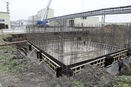 Завод премиксов группы «Приосколье» перенес  запуск очистных сооружений на октябрь