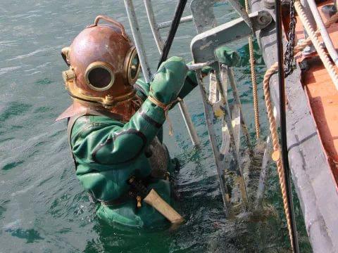 «Тюмень Водоканал» объявляет тендер на водолазное обследование трёх дюкерных переходов