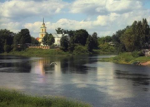 В деревне Березуг под Тверью проведена реконструкция насосной станции на средства местных инициатив