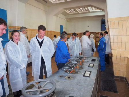 В Калининграде стартовала Х юбилейная конференция водоканалов России