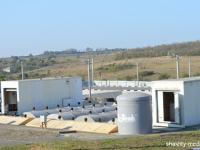 В г. Шахты введены в эксплуатацию Аютинские очистные сооружения канализации