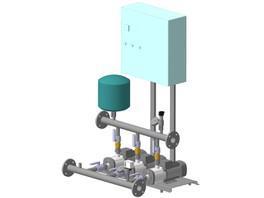 Компания «Энерго-сервис» начала производство насосных станций давления