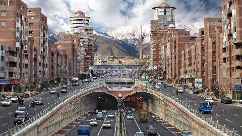 В Тегеране началось строительство крупных  очистных  сооружений канализации