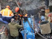 В Калининском округе Тюмени готовятся к переключению на новый канализационный коллектор