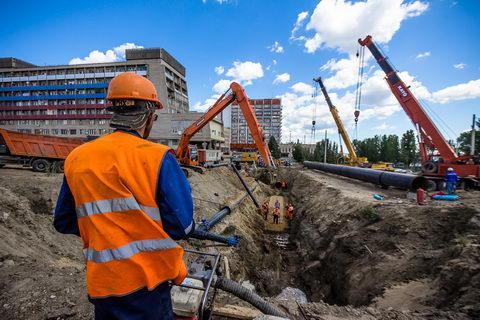 «Концессии водоснабжения » модернизируют водоочистные сооружения в Краснооктябрьском районе Волгограда