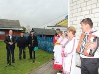 Под Йошкар-Олой запустили в эксплуатацию новый водопровод стоимостью 19,9 млн. руб.