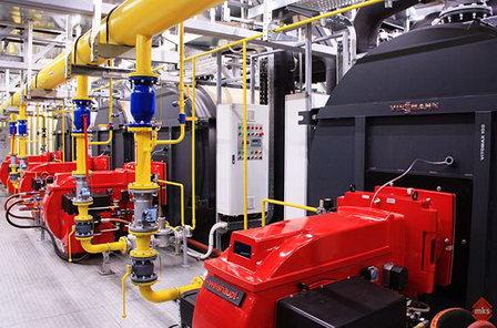На Щелковском биокомбинате установили модульные котельные системы