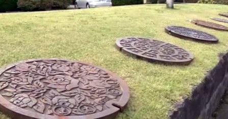 Крышки канализационных люков в Японии распродали коллекционерам